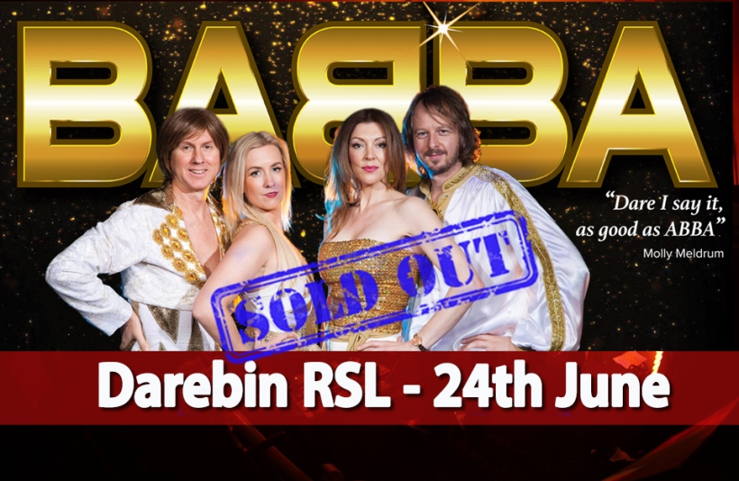 Darebin Sold Out