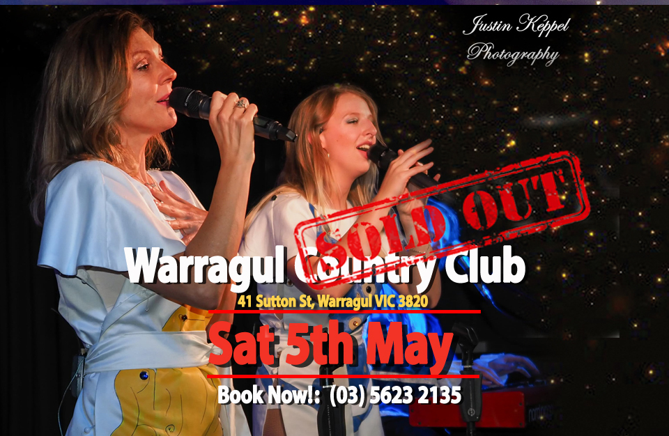 Warragul CC Sold Out