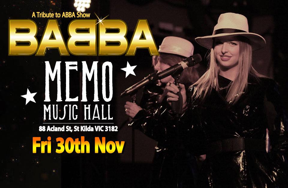 Babba Memo Music Hall 3