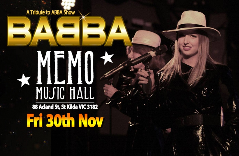 Babba Memo Music Hall 3