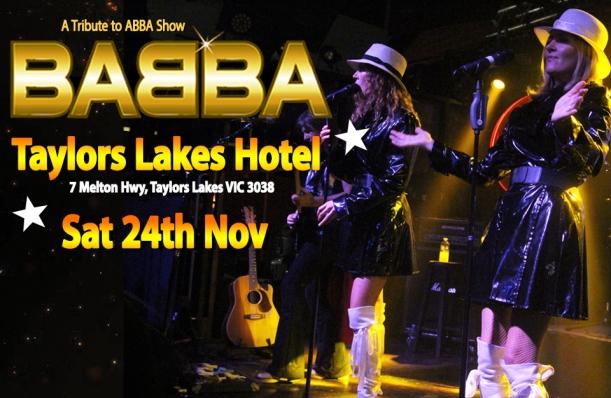 Babba Taylors Lakes 1