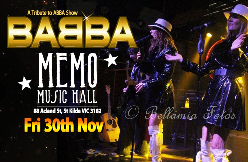 Babba Memo Music Hall 2